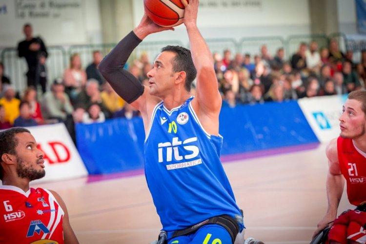 Preview HP Uicep Torino   - NTS Riviera Basket Rimini