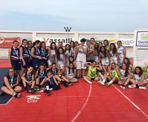 Torneo Under14 Femminile nella splendida cornice del Kursaal