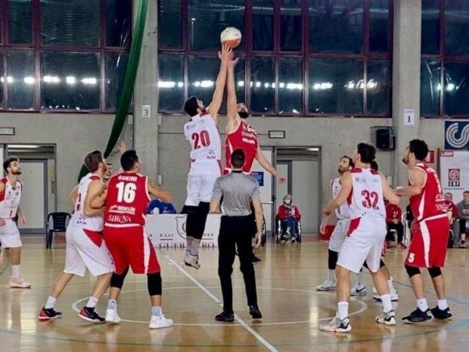 Basket, Serie B: Pallacanestro  Senigallia infila la terza vittoria di fila!