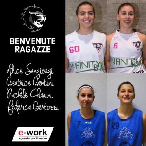 Faenza Project Basket  : Direttamente dal settore giovanile !