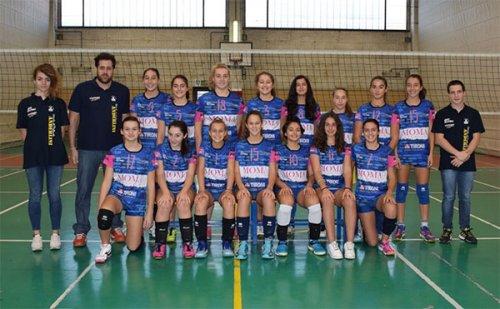 Under 14 - Le ragazze della squadra blu Anderlini ad un passo dalla finale provinciale