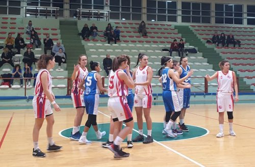 Libertas Basket Rosa Forlì vs Thunder Basket Matelica  71 - 68
