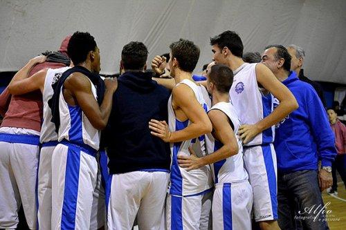 Bellaria basket  vs  Pallacanestro Budrio 2012   78-70