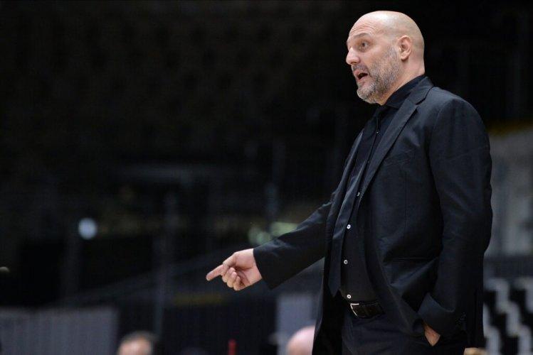 Virtus Segafredo Bologna - LBA, 20° giornata: Coach Djordjevic non sarà presente in panchina