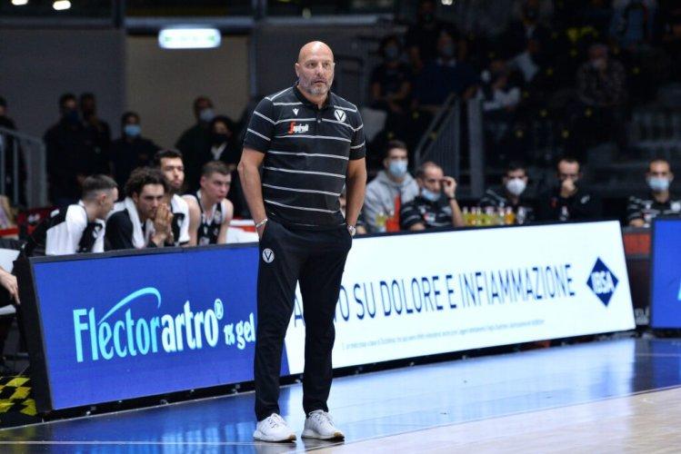 Le parole di Coach Djordjevic alla vigilia della prima gara di EuroCup 7DAYS: