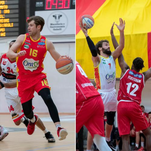 Basket Ravenna - OraSì domani in campo al PalaSojourner contro Rieti.