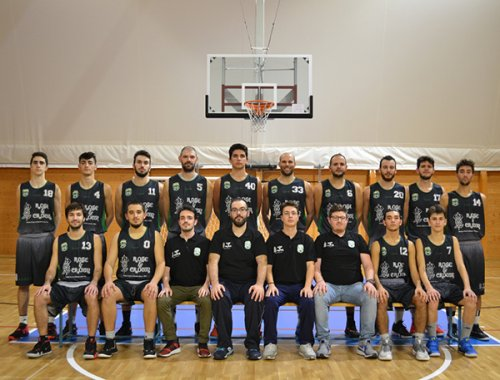 Rose & Crown Villanova Tigers – La Fiorita San Marino 71-50