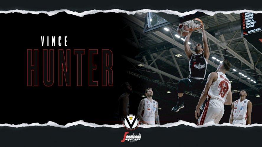 Virtus Segafredo Stats – La stagione di Vince Hunter