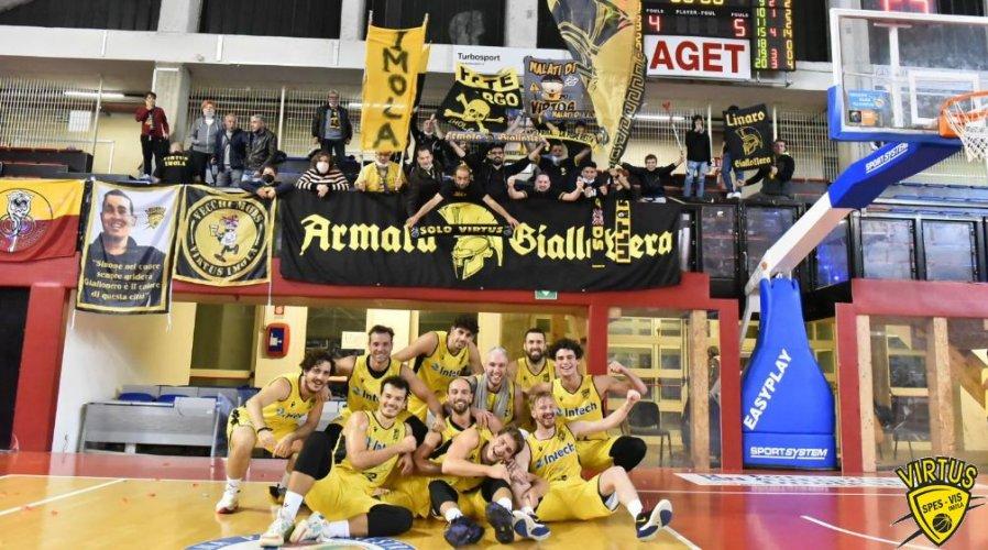 Intech Virtus Imola   -  Olimpia Castello 2010  77-60