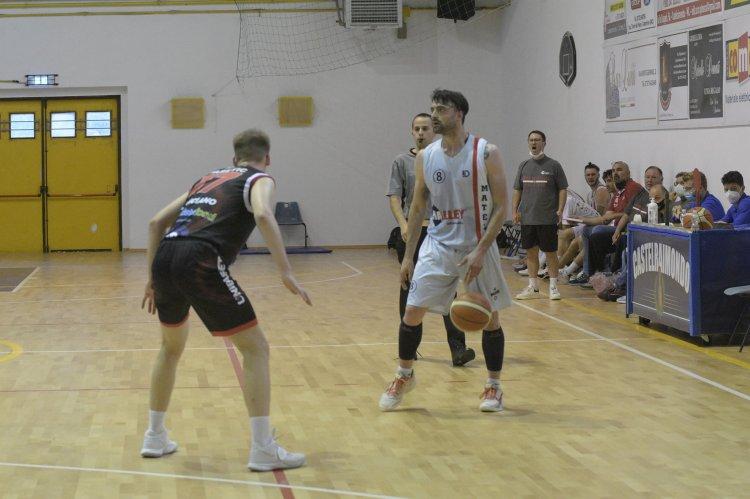 Vigor Basket Matelica : confermato Samuele Vissani