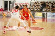 Basket Ravenna -  L' OraSì rimontata e beffata a Cento (60-58)