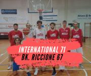 """Serie D: """"Il primo sorriso dell'International arriva contro Riccione""""."""