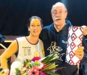 Impariamo a conoscere ex giocatrici di Serie A  - Basket Femminile : Ivana Donadel