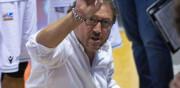 Luciana Mosconi Ancona - Paolo Regini non è più l'allenatore