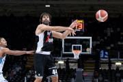 Virtus Segafredo Bologna - Milos Teodosic non disponibile per la trasferta di Eurocup 7DAYS