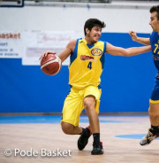 Basket Podenzano - S.P. Vignola: 79 - 62 (20-15, 41-28, 59-44)