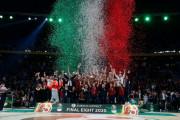 L'Umana Reyer Venezia vince la prima Coppa Italia della storia !!
