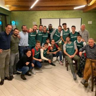 Pre - gara  : Peperoncino Libertas  Basket  vs  Pizzoli Veni Basket