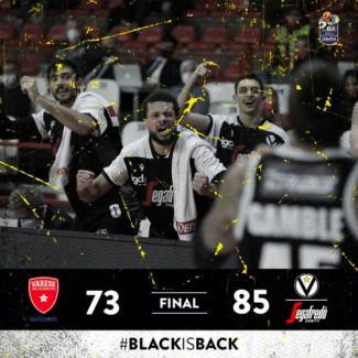LBA, 5° giornata: Openjobmetis Varese – Virtus Segafredo Bologna: 73 – 85