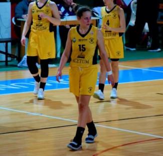 Alice Brevini è una nuova giocatrice della Chemco Puianello Basket