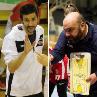 Vis Rosa Ferrara Basket : Due Nazionali per il futuro di Vis Rosa