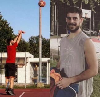 La Selene Basket Sant'Agata ha il suo Bomber: Enrico Valgimigli
