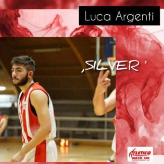 Atletico Basket Borgo : Un'altro ritorno Luca Argenti