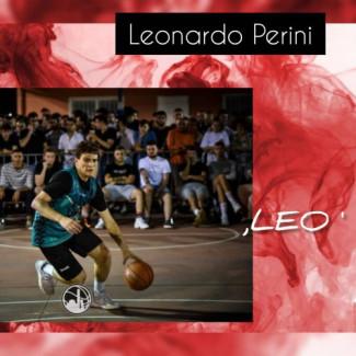 Atletico Basket Borgo : Altra novità per il mercato in entrata!! - Leonardo Perini