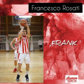 Atletico Basket Borgo : Bentornato Francesco Rosati