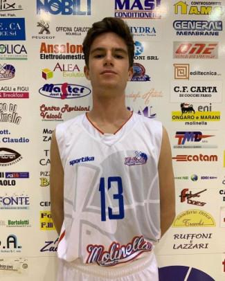 Pallacanestro Molinella : Luca Giovannini farà parte della squadra di C Gold