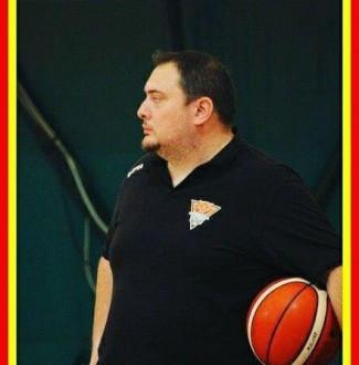 Grifo Basket Imola : L'assistente di coach Palumbi nel prossimo Campionato sarà Alessandro Moschini