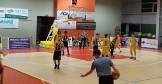 Promozione Girone E :  Pall. C.S.P.T 2010-Intech Basket Giallonero 60-46