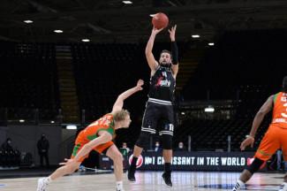 Virtus Segafredo Bologna : Record di punti nelle competizioni europee per Marco Belinelli