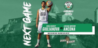 Game note . Giulia Basket -Luciana Mosconi Ancona