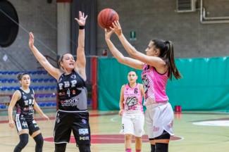 A2 Sud Femminile : Nico Basket supera Civitanova Marche al termine di una partita combattutissima