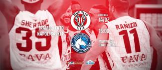 Anteprima Benedetto XIV Tramec Cento  Napoli Basket, domenica alle ore 15,00