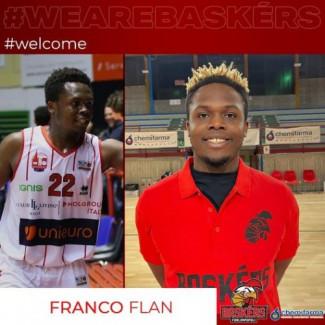 Baskérs Forlimpopoli : preso l'esterno Franco Flan