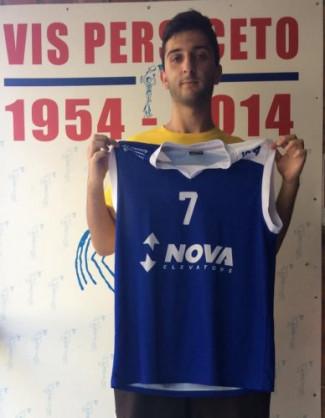 """La Vis Persiceto chiude il roster per la Serie """"C"""" Silver 2019/2020."""