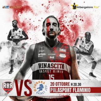 RBR Albergatore Pro - Aurora Basket Jesi :Rialzare la testa!!!!!.