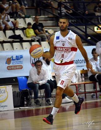 Albergatore Pro RBR-  Aurora Basket Jesi 84-85.
