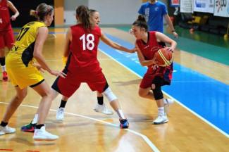 Amichevole Serie B Femminile : Val D'Arda Basket - Basket Cavezzo 65 - 55