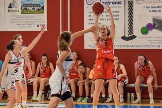 Costa, Udine, Brixia e Lupebasket in semifinale di Coppa Italiana Under 18 Femminile .