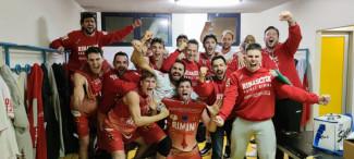 Tigers Cesena-RivieraBanca Basket Rimini 69-75