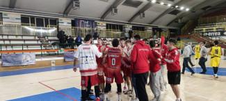 Fortitudo Alessandria-RivieraBanca Basket Rimini 59-72