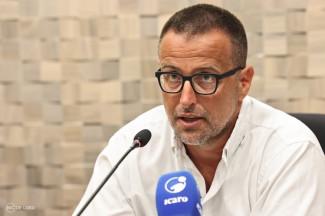 Scrimmage  - RivieraBanca Basket Rimini  vs Tigers Cesena, le parole di Coach Mattia Ferrari