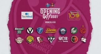 LBF - Giovedì 30 settembre conferenza stampa dell'Opening Day a Moncalieri. Sabato 2 ottobre gli Oscar 2021