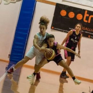 Olimpia Pesaro -  Basket 2000 Senigallia 67 - 43