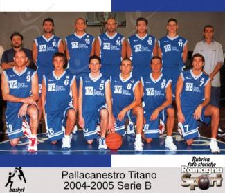 FOTO STORICHE - Pallacanestro Titano 2004-05