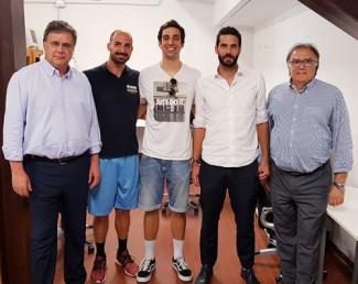 """2G Ferrara, AUgusto, Cortesi e Legnani: """"siamo qua per fare il meglio possibile"""""""