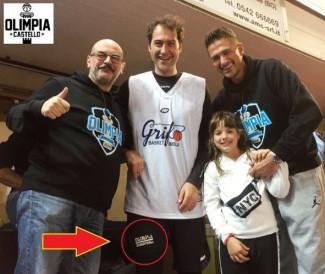 Olimpia Castello  2010 :  buon riscontro nell'amichevole contro la Grifo Basket Imola